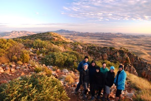 9 Day Larapinta Trail Trek